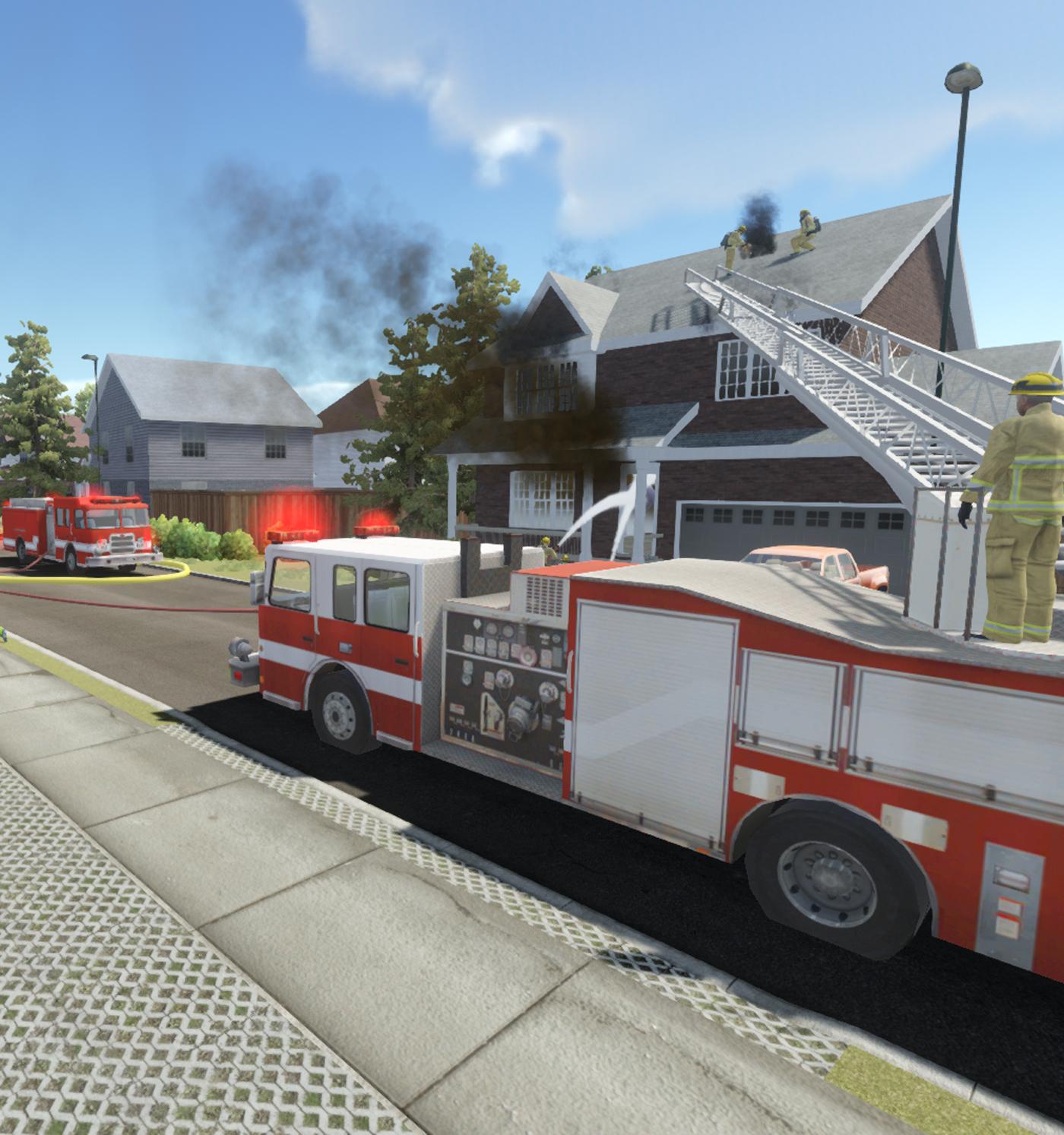 XVR OS 20 MULTI FIRE POLICE FIRE Crescent Neighborhoud13 25 Crescent neighborhood